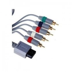 Cable YUV Wii et WiiU