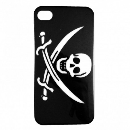Coque Pirate iPhone 4 - 4s
