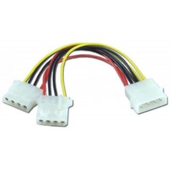 Cable Alimentation Molex Y
