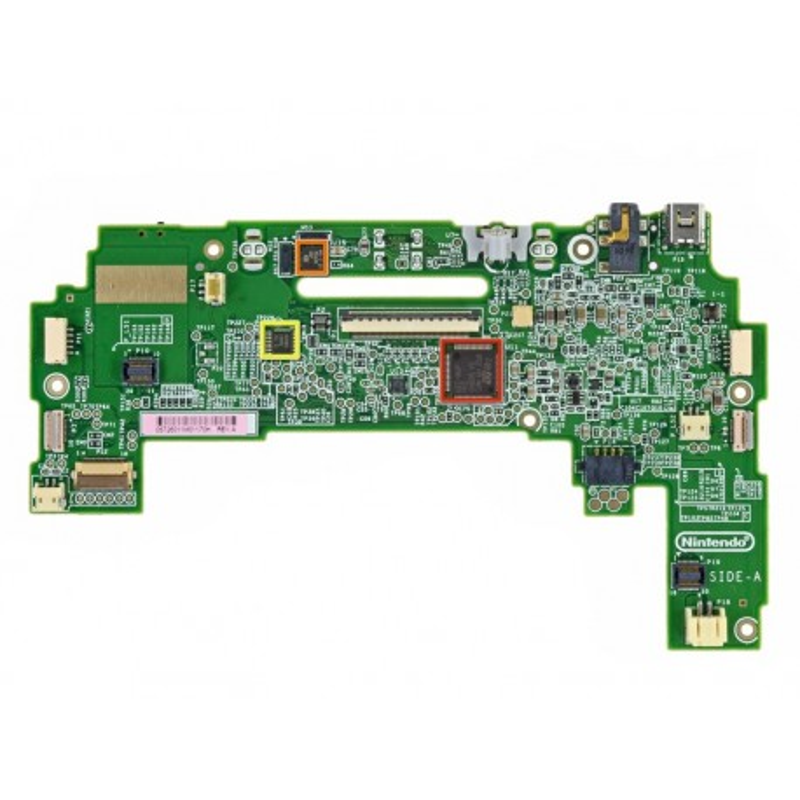 Carte Mère Wii U Game Pad