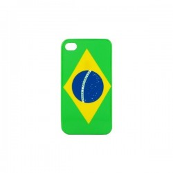 Coque Bresil iPhone 4