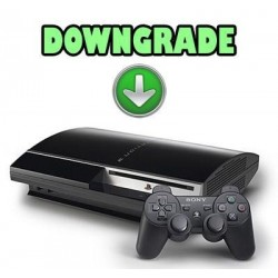 Downgrade PS3 + Jailbreak