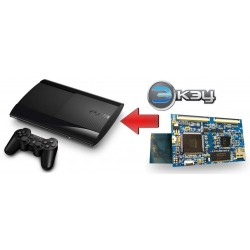 Installation 3K3Y PS3 Super Slim