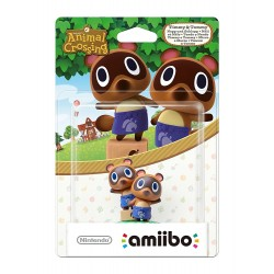 Amiibo Méli & Mélo Animal Crossing