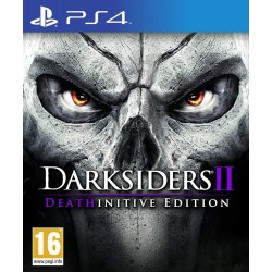 Darksider II Deathinitive Edition PS4