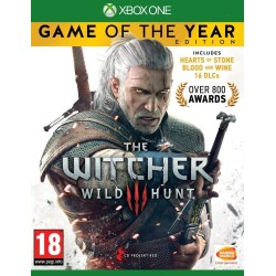 The Witcher III Wild Hunt GOTY Xbox One