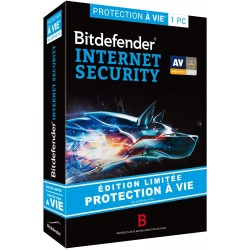 Bitdefender Internet Security - A Vie*