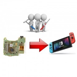 Réparation Prise Casque Nintendo Switch