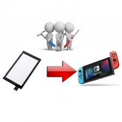 Réparation Ecran Tactile Nintendo Switch