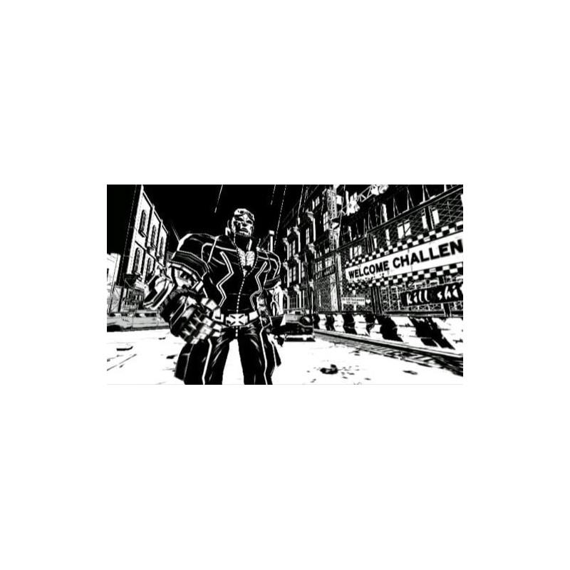Cache Batterie Noir PSP-1000