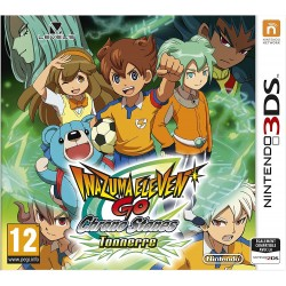 Inazuma Eleven Go Chrono Stones Tonnerre 3DS