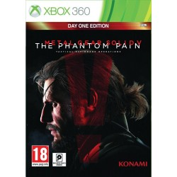 Metal Gear Solid 5 Phantom Pain Xbox 360