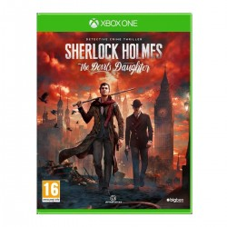 Sherlock Holmes : The Devil's Daughter Xbox One
