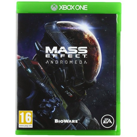 Mass Effect Endromeda Xbox One