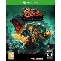 Battle Chasers Nightware Xbox One