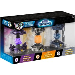 Skylanders Imaginators : Triple Pack - Magie + Tech + Mort Vivant