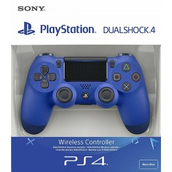 Manette DualShock 4 v2 Wave Blue