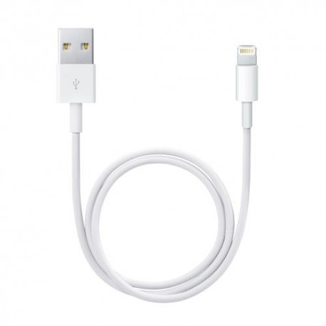 Cable Lightning 1m pour iPhone