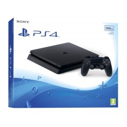 Console Playstation 4 Slim 500Go