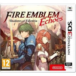 Fire Emblem Echos Shadow of Valentia 3DS