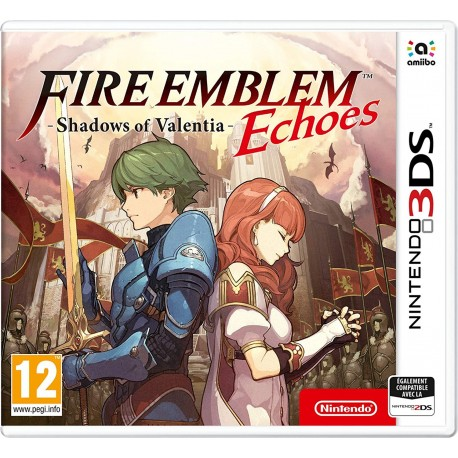 Fire Emblem Echos Shadow of Valentia