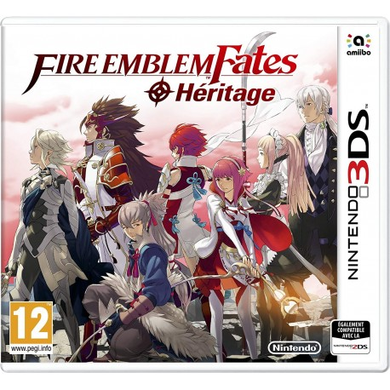 Fire Emblem Fates Heritage