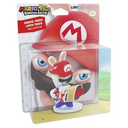 Figurine Mario Lapins Cretins Kingdom Battle - Luigi