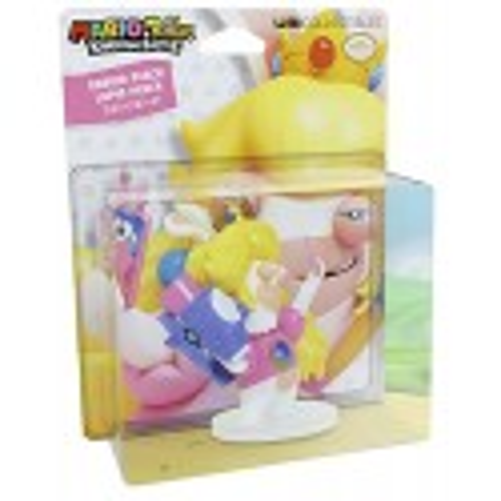 Figurine Mario + Lapins Cretins Kingdom Battle - Peach