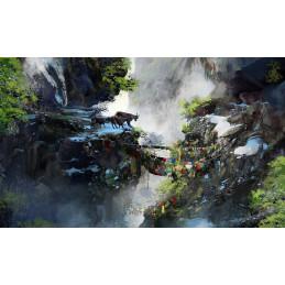 Etui Folio Cuir Rouge Adeqwat iPhone X & XS