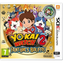 Yo-Kai Watch 2 Fantomes Bouffis 3DS