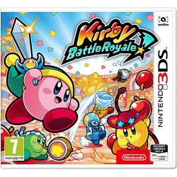Kirby Battle Royal 3DS