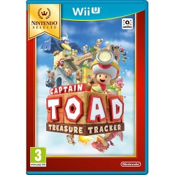 Captain toad Treasure Tracker Selects Wii U