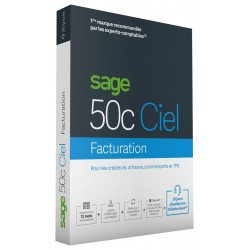 Sage 50C Ciel Facturation