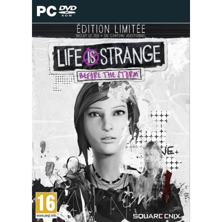 Life is Strange Before the Storm Edition Limitée PC