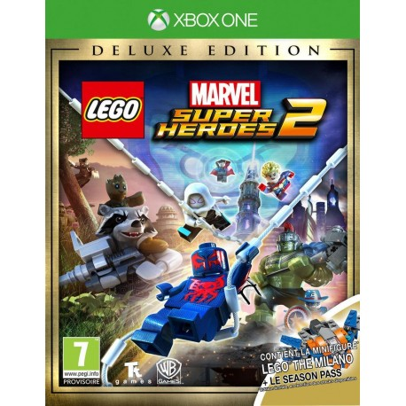Lego Marvel Super Heroes 2 Deluxe Edition Xbox One