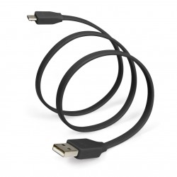 Cable Micro USB Plat Tylt 1M