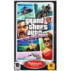 Grand Theft Auto Vice City Sotries Platinum Occasion