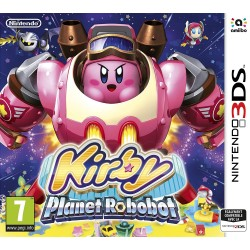 Kirby Planet Robobot 3DS Occasion
