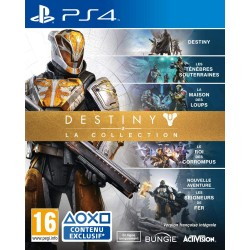 Destiny La Collection PS4