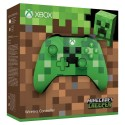 Manette Xbox One Creeper Edition Minecraft