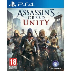 Assassin's Creed Unity PS4 Occasion