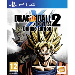 Dragonball Xenovers 2 PS4 Occasion