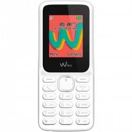 Wiko Lubi 5 Plus Blanc