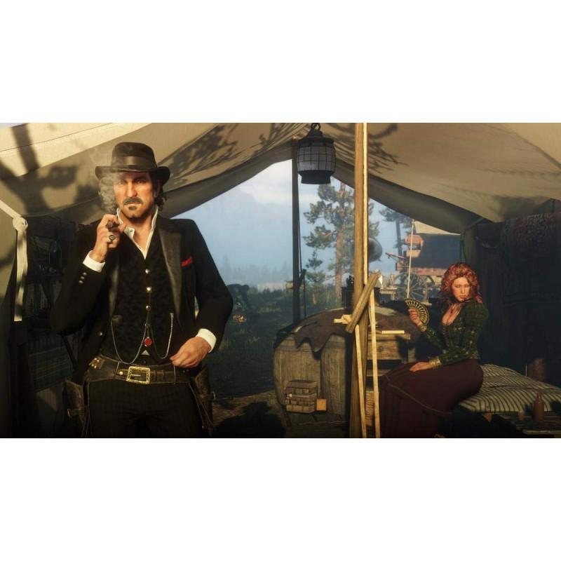 Etui Folio Cuir Rouge iPhone X