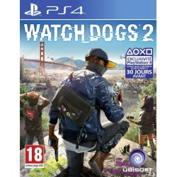Watch Dogs 2 PS4 Occasion