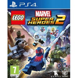 Lego Marvel Super Heroes 2 PS4 Occasion