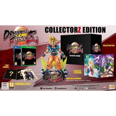 Dragon Ball Fighter Z Collector Edition PS4