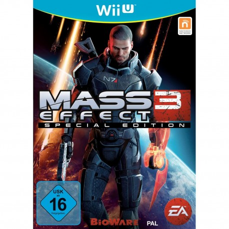 Mass Effect 3 Wii U Occasion