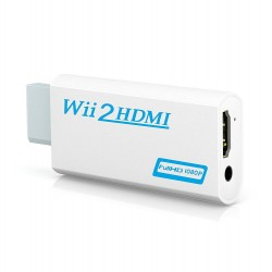 Wii2HDMI - Adaptateur HDMI Pour Wii