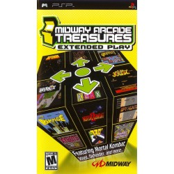 Midway Arcade Treasures PSP Occasion